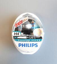 Philips X-Treme Vision +130% H4 12v 60/55w 12342xvs2 (par)