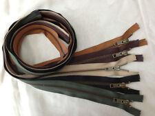 YKK Metal-Antique Brass Element/Teeth Sewing Zips