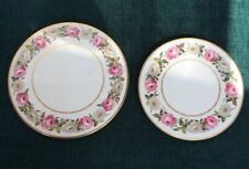 Two Bone China Royal Worcester Elgar Cake Stands/Plates