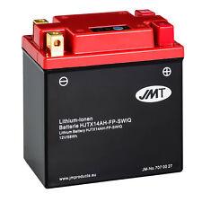 JMT Lithium-Ionen-Motorrad-Batterie HJTX14AH-FP YTX14AH-BS YB14-A2 YB14A-A1 12V