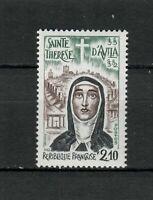 s25320) FRANCE 1982 MNH** Theresia of Avila 1v