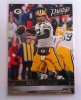 2019 Panini Prestige NFL Aaron Rodgers #7 Green Bay Packers