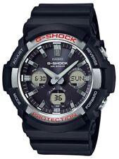 Casio G-Shock *GAS100-1A Tough Solar Anadigi XL Black Resin Watch COD PayPal