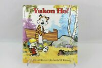 Yukon Ho! A Calvin & Hobbes Collection by Bill Watterson paperback book 1989
