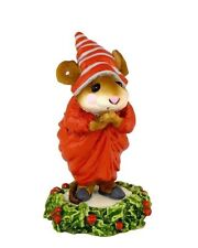 WEE FOREST FOLK A CHRISTMAS CAROL SCROOGE MOUSE CC-1