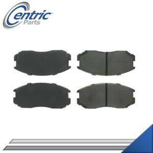 Front Brake Pads Set Left and Right For 1991-1995 PLYMOUTH COLT