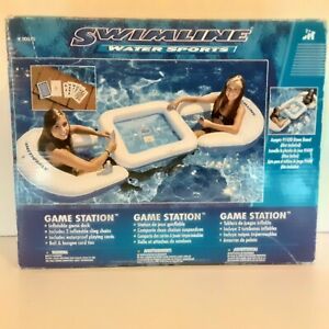 SWIMLINE WATER SPORTS GAME STATION. NEW IN BOX