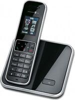 T-Sinus 405 Schnurloses Dect Telefon Schnurlos Gerät in Schwarz Freisprechfunkt