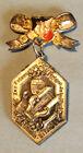 Excellent Imperial German era C. 1900, Music festival badge, maker marked