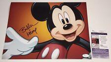 BRET IWAN Mickey Mouse Signed 11x14 Photo Autograph DISNEY Kingdom Heart JSA COA