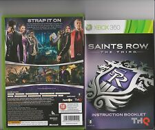 Saints Row The Third Xbox 360/X BOX 360 - 18