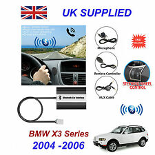 BMW X3 Bluetooth Hands Free Phone AUX Input MP3 USB 1.0A Charger Module 40 Pin