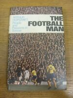 1968 Football Book: The Football Man - People & Passions In Soccer, By Arthur Ho
