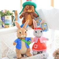 Cute Peter Rabbit Beatrix Potter Plush Toys Collection For Kids Gifts Good