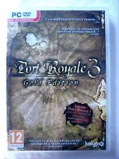 68878-Port Royale 3 Gold Edition [nuevo/Sellado] - PC (2013) Windows XP