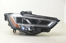 Audi A3 S3 RS3 8V Scheinwerfer Voll Full LED Rechts Right Headlight 8V0941034E