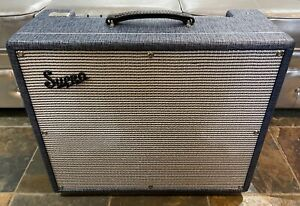 Supro Thunderbolt S6420 35w 1x15 Valve Amplifier Combo with Heavy Duty Cover