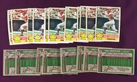 Lot Of 19 1976 Topps Dave Conception Baseball Card # 48 ML1