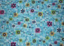 NEW Scrubs ~ Cherokee Print Scrub Jacket ~ 4X ~ SQRF ~ Square Flower