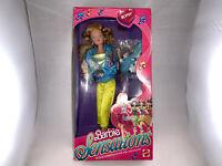 Vintage 1987 Sensations Barbie Bopsy Doll Mattel #4967 OPEN BOX