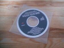 CD Rock Black Velvet Band - When Justice (2 Song) Promo ELEKTRA ASYLUM cd only
