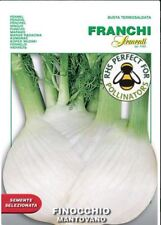 Franchi Seeds of Italy - DBO 62/6 - Fennel - Mantovano - Seeds