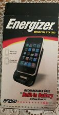 Ap1000 Energizer Iphone 3G Rechaegeable Battery Case Brand New extra power Read