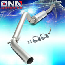 FOR 2016-2017 TOYOTA TACOMA PICKUP TRUCK 3.5L V6 RACING CATBACK EXHAUST SYSTEM