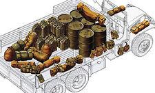 Tamiya Models Allied Vehicle Accessories
