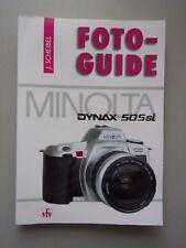 Foto-Guide Minolta Dynax 505si 1998 Fotografie Kamera