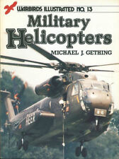 WARBIRDS ILLUSTRATED 13 MILITARY HELICOPTERS US ARMY USMC USN USAF NATO SOVIET