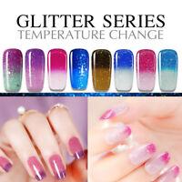 Fashion Nail Gel Polish Temperature Change Color UV For Women DIY Nail Art