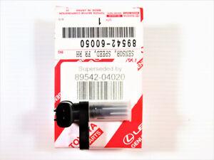 New Genuine OEM Toyota Lexus 89542-04020 Right Front ABS Wheel Speed Sensor