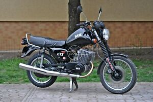 MZ ETZ 251, Bj.1990, restauriert! Seltene Farbe!  (Nr.46)
