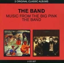 The Band - Classique Albums - Music From Big Pink / The Band Nouveau CD