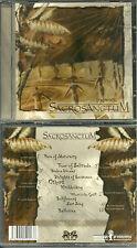 RARE / CD - SACROSANCTUM : FRAGMENTS / HARD ROCK / METAL / COMME NEUF - LIKE NEW