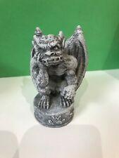 Dragon Gargoyle Sculpture Gothic Decor Figure
