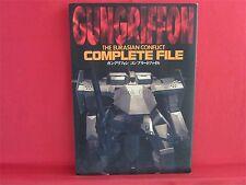 Gun Griffon Complete File Book / SS