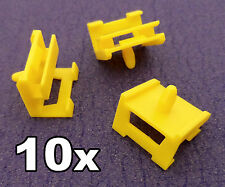 10x BMW Plastic Trim Clips for Side skirts, Sills, Rocker Cover Locator Clips