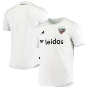 ADIDAS Men's D.C. United 2020 Leidos Away Authentic Soccer Jersey NWT LARGE