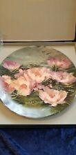 Royal Doulton Hahn Vidal Dreaming Lotus Collector Plate