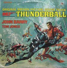 JOHN BARRY - THUNDERBALL - ORIGINAL MOTION PICTURE SOUNDTRACK -  LP
