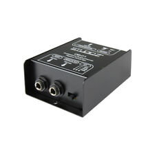 Professional Single-Channel Passive Direct Box DB-01