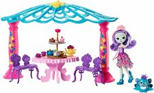 Enchantimals Patter Peacock Doll Playset