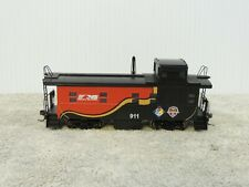 HO Scale MTH Norfolk Southern RY First Responders 911 Fire Caboose Car Train