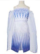 Disney Frozen 2 Elsa The Snow Queen Dress up Costume Fits Sizes 4-6x 3