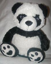 Claire's Panda Bear Plush Stuffed Animal Heating Pad Microwaveable Hottie Heavy