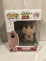 Funko Pop Vinyl Disney Pixar Toy Story  20th Anniversary Hamm