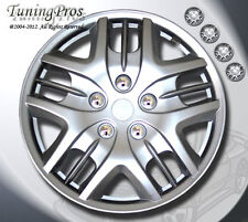 "Rims Cover Wheel Skin Cover 15"" Inch Hubcap -Style 025 15 Inches Qty 4pcs-"