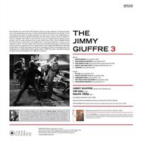 JIMMY GIUFFRE - THE JIMMY GIUFFRE 3   VINYL LP NEU